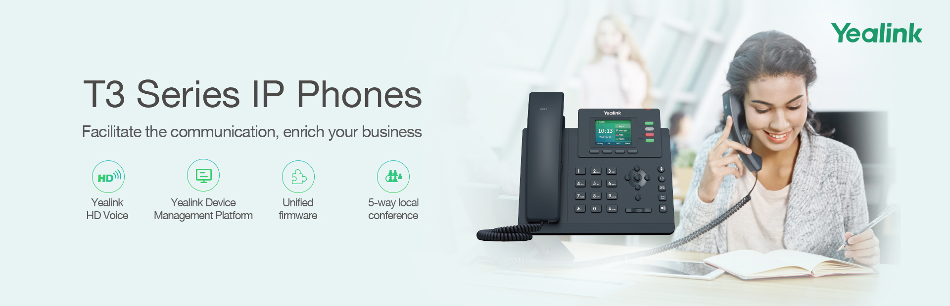 Yealink T3 Series IP Phones