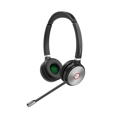 Yealink DECT Wireless On-Ear Stereo Headset