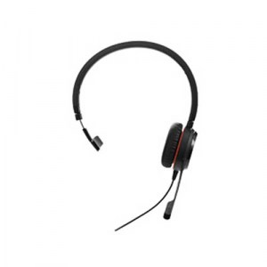 EVOLVE-30-MONO | Jabra Mono Wired USB Headset - Front