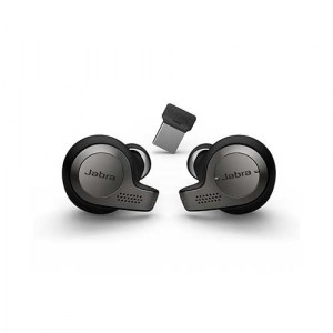 EVOLVE 65T | Jabra Bluetooth Earbuds - With USB