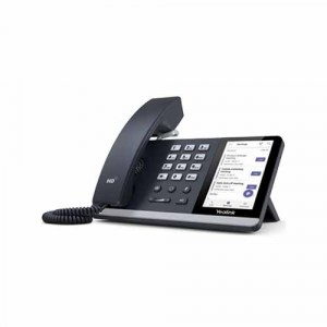 SIP-T55A | Yealink Teams Desktop IP Phone - Side