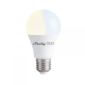 SHELLY_DUO | Shelly Smart Bulb (Wi-Fi) Round