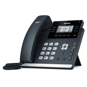 SIP-T42S | Yealink Gigabit Desktop IP Phone