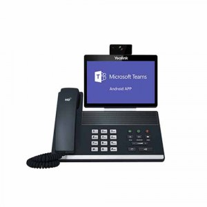VP59 | Yealink VC Enabled Desktop IP Phone - Front