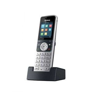 W53H | Yealink Mid-Range IP DECT Handset - Right
