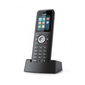 W59R | Yealink IP67 Rugged DECT Handset and Base Station