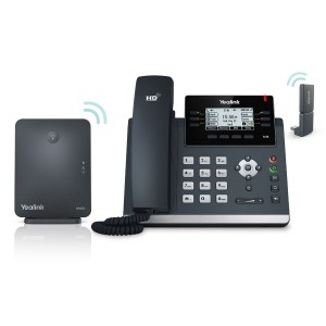 W41P | Yealink Desktop IP DECT Phone