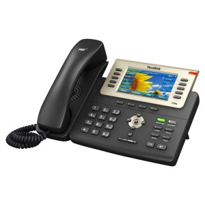 SIP T29G | Yealink Executive IP Phone (with PoE)