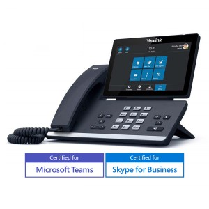 SIP-T58A-MS | Yealink Gigabit Colour Touch Screen IP Phone