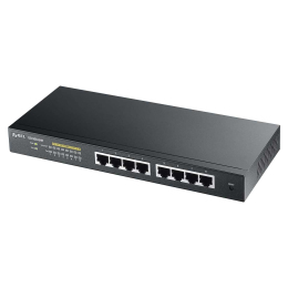 Zyxel 8-Port GbE Smart Managed PoE Switch